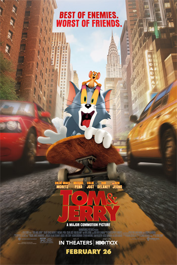 Tom and Jerry - Mar 19, 2021