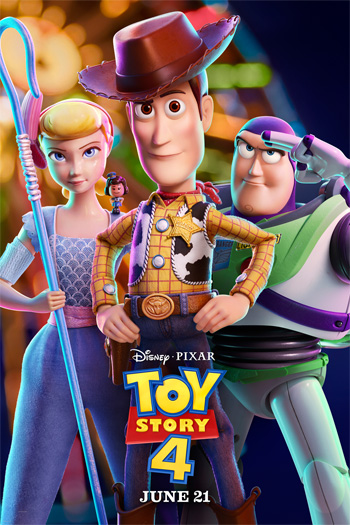 Toy Story 4 - Jun 21, 2019