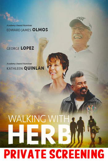 Walking With Herb - PRIVATE SCREENING